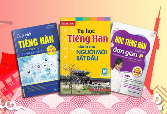 Sách Tiếng Hàn