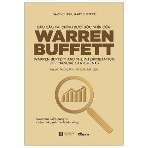 báo cáo tài chính dưới góc nhìn của warren buffett
